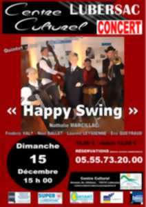 Happy swing avec Nathalie Marcillac