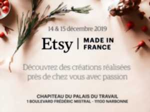 MARCHE DE CREATEURS ETSY MADE IN FRANCE