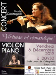 Concert Marie Cantagrill