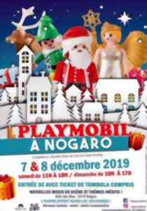 PLAYMO'EXPO : 1er SALON DU PLAYMOBILE A NOGARO