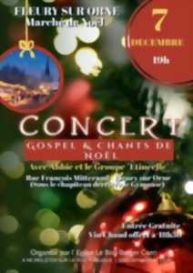 Concert Chants Gospel et de Noël