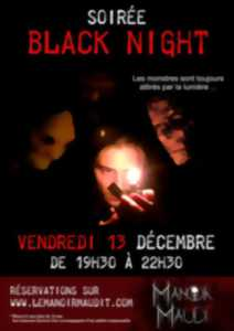 SOIRÉE BLACK NIGHT