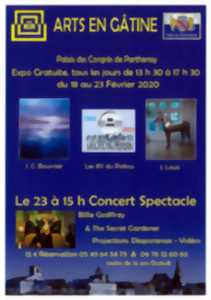 ARTS EN GÂTINE : CONCERT SPECTACLE