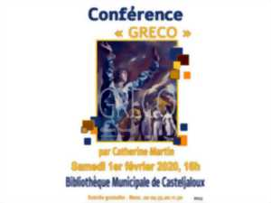 Conférence : Greco