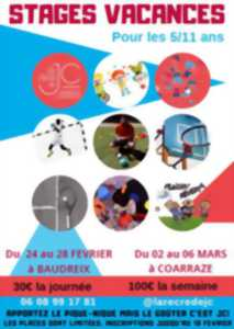 Stages vacances multisports