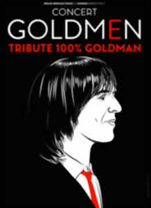 GOLDMEN : Tribute 100% Goldman