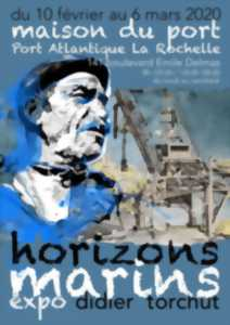 EXPOSITION : HORIZONS MARINS