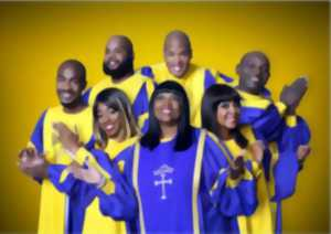 CONCERT DE THE GLORY GOSPEL SINGERS