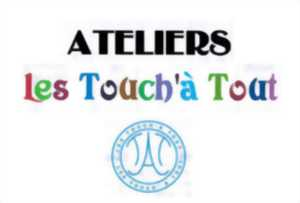 ATELIER : MARQUE PAGE