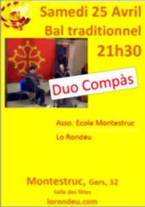REPORTE BAL TRADITIONNEL - DUO COMPAS