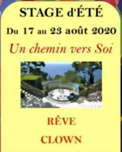 STAGE 'UN CHEMIN VERS SOI' :  RËVES CLOWN