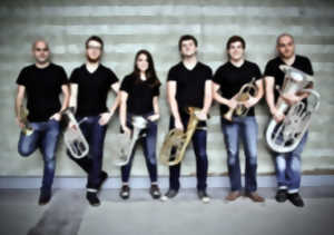 No slide – Brass Sextet