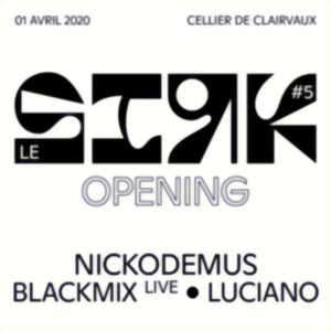 Le SIRK #5 – Opening