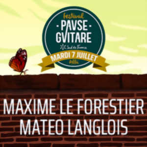 MAXIME LE FORESTIER+MATEO LANGLOIS