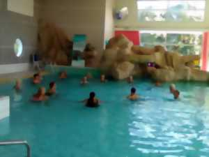 Aquagym adaptée contre le cancer