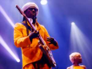 FESTIVAL JAZZ A L'HOSPITALET - NILE RODGERS & CHIC