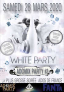 ADOMIX PARTY 3 WHITE PARTY