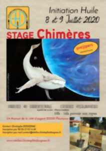 STAGE CHIMERES - INITIATION HUILE CHRISTOPHE DOUGNAC