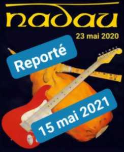 Calendrier Concert Nadau 2021 Landes   Manifestation culturelle Musique   Nadau en concert