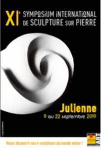 SYMPOSIUM INTERNATIONAL DE SCULPTURE SUR PIERRE
