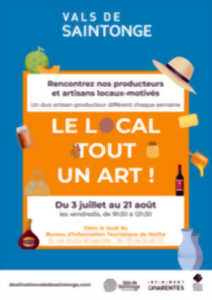 LE LOCAL TOUT UN ART !