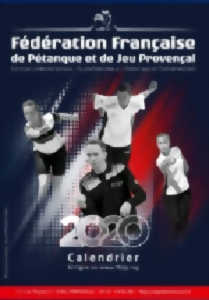 Bouches du Rhône   Pétanque Competition sportive   Finale Coupe de