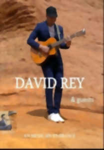 David Rey en concert au Vallon de Valrugues