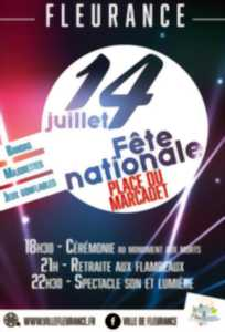 FETE NATIONALE DU 14 JUILLET