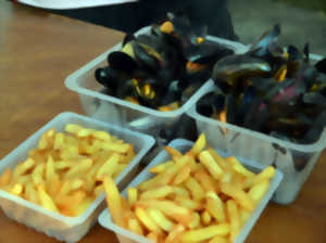 SOIREE MOULES FRITES AU CAMPING