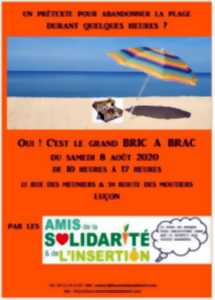 Bric-à-brac de l'association des Amis de la solidarité et de l'insertion
