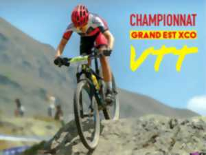 Coupe Grand Est VTT Cross-Country