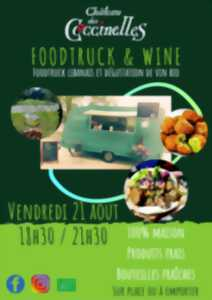 Foodtruck & Wine