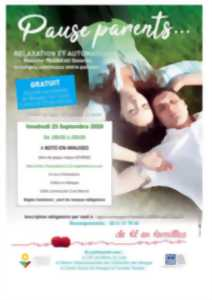 Pause parents avec relaxation et auto massage
