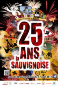 25ème Sauvignoise VTT et marche