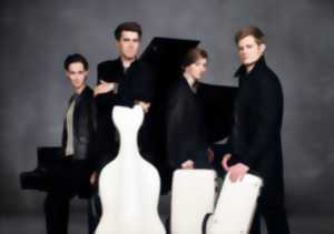 Quatuor Notos, ensemble avec piano