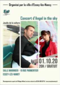 JEUDI DE LA CULTURE - CONCERT DE ANGEL IN THE SKY