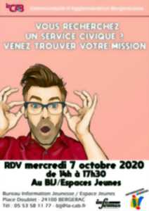 Speed dating du service civique