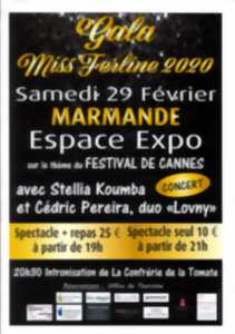 Gala Miss Ferline 2020