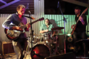 CONCERT : FRED CRUVEILLER BLUES BAND