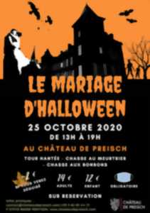 LE MARIAGE D'HALLOWEEN