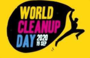 World Clean Up Day - Parcours Lavau