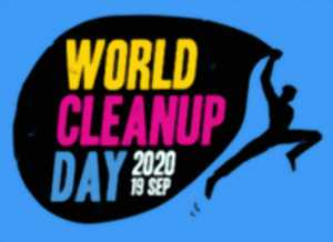World Clean Up Day - Parcours Troyen
