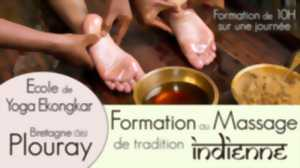 Formations au massage de tradition indienne