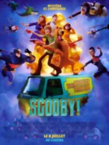 Projection du film d'animation « Scooby ! »