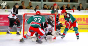 Hockey sur glace : Anglet Hormadi - Bordeaux