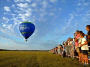 montgolfiere jonzac 2018
