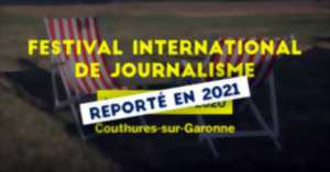 Festival International de Journalisme - ANNULÉ