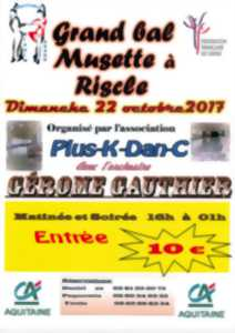 GRAND BAL MUSETTE A RISCLE