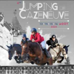 Jumping national de Cazeneuve