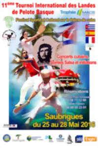 14ème Tournoi International des Landes de Pelote Basque